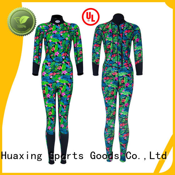Huaxing high-quality boys wetsuit women for surfing