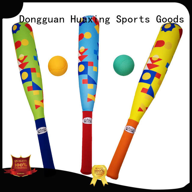 Huaxing fashion design beach rackets wholesale for children