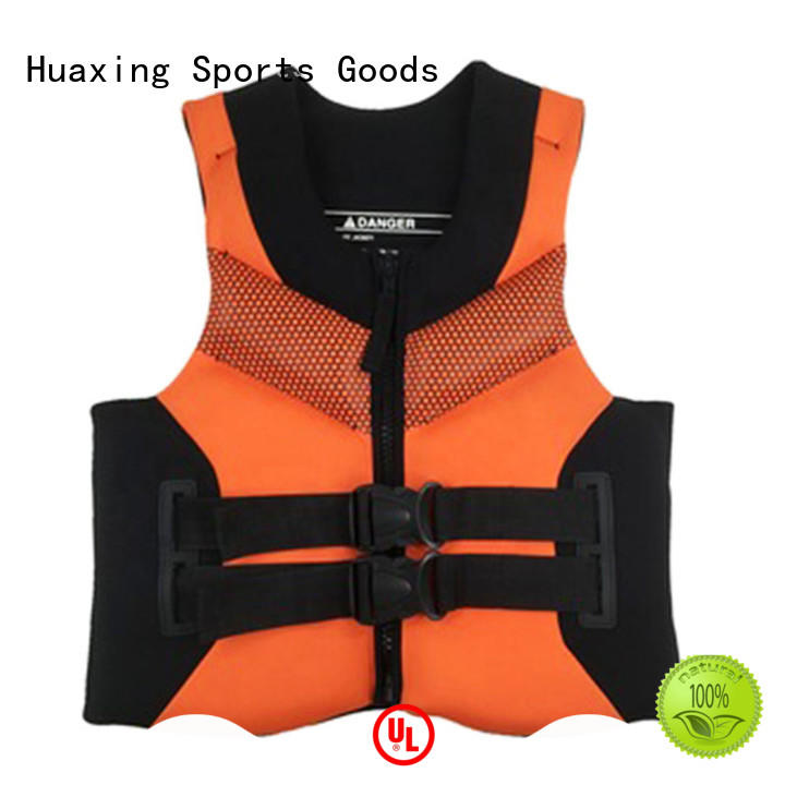 Huaxing jacket toddler swim vest from manufacturer for swimming