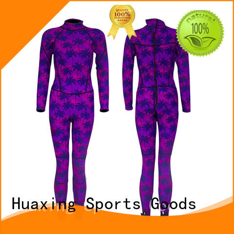 Huaxing high-quality girls wetsuit from china for diving