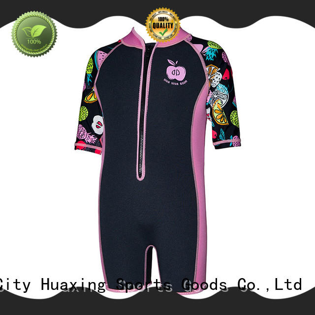 Huaxing perfect best wetsuits producer for lake activities