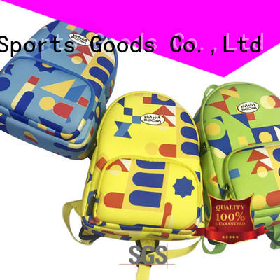 Huaxing colorful neoprene tote manufacturer for children