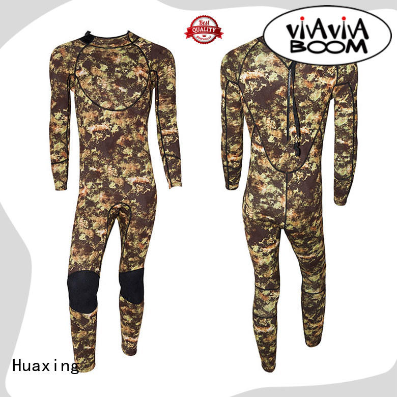 Huaxing superior shorty wetsuit in china for paddle sports