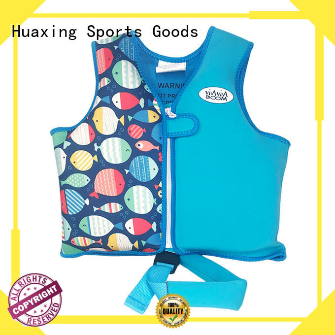 durable kids swimming life vest grab now for swimming Huaxing