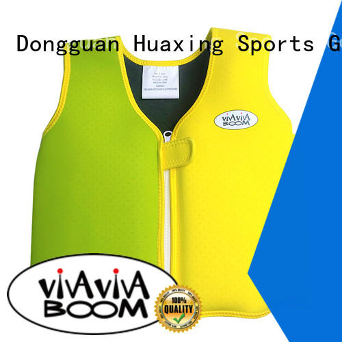 Huaxing safe swimming life jacket factory price for swimming