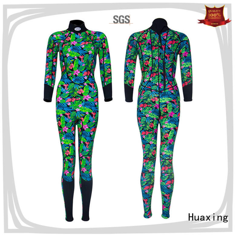 Huaxing waterproof diving suit owner for diving