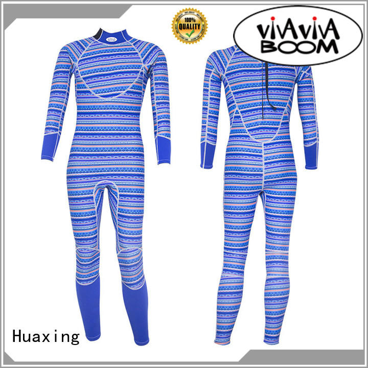 Huaxing soft childrens wetsuits vendor for paddle sports