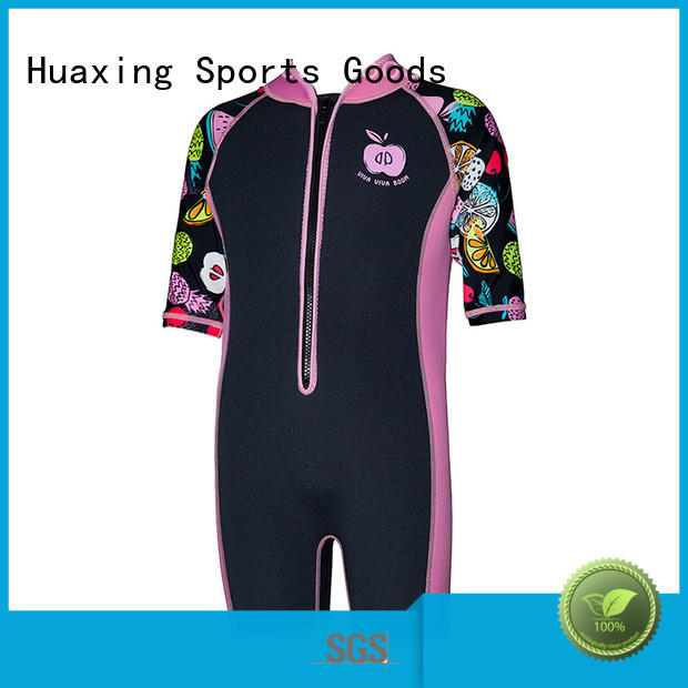 Huaxing swimwear surfing wetsuits owner for diving