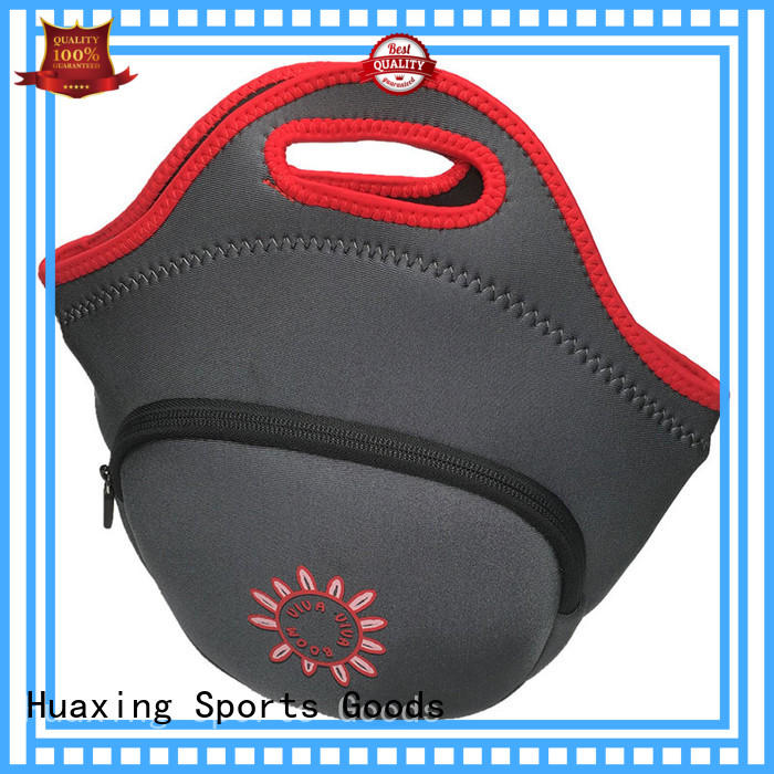 Huaxing new arrival neoprene tote bag from china for computer
