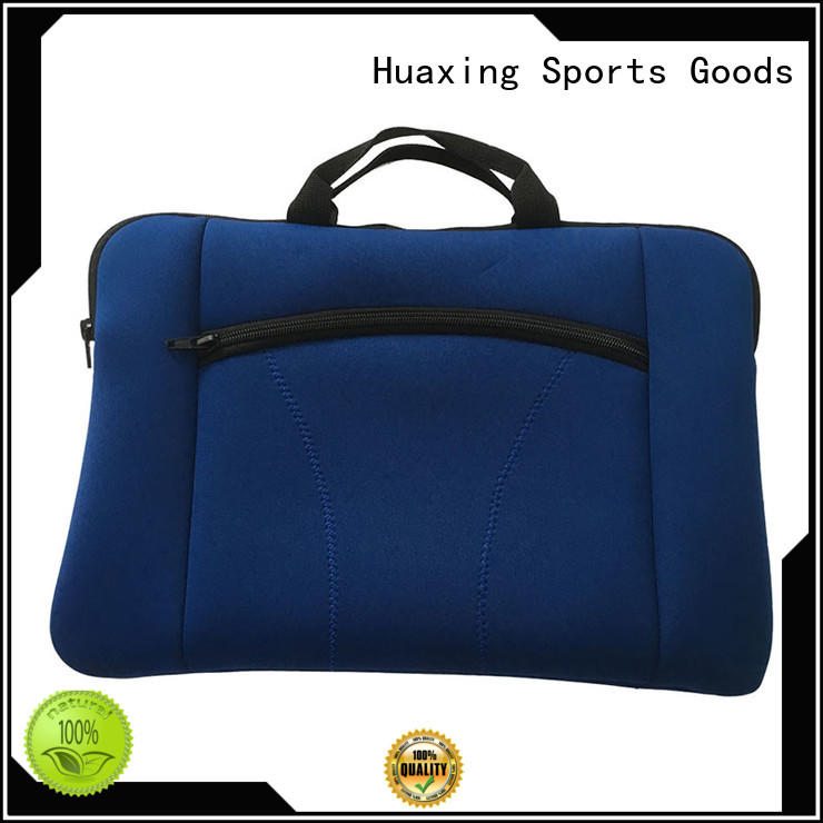 Huaxing durable neoprene beach bag from china for computer
