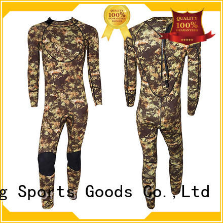 Huaxing soft pattern wetsuit owner for surfing