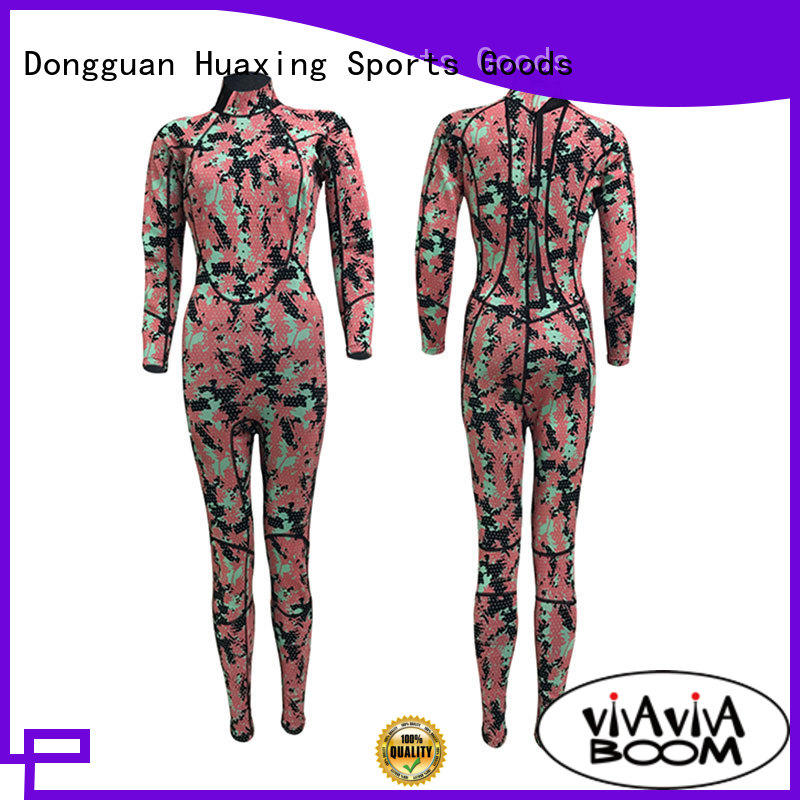 Huaxing printing diving suit supplier for diving