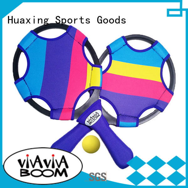Huaxing newly beach paddle game beach game for beach game