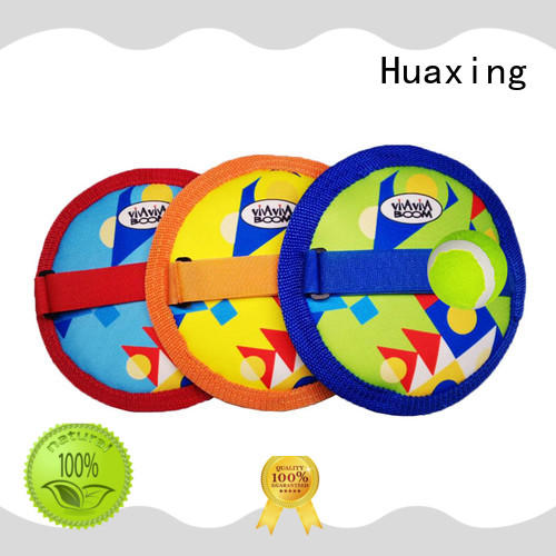 Huaxing newly beach paddle ball game vendor for children