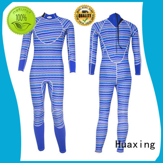 surfing long sleeve wetsuit vendor for diving Huaxing