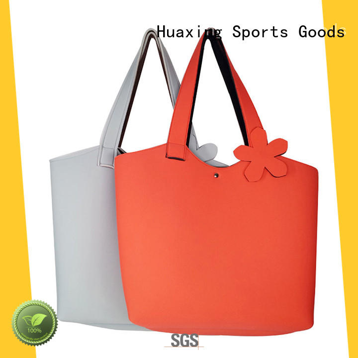 Huaxing arrival neoprene tote bag wholesale for computer