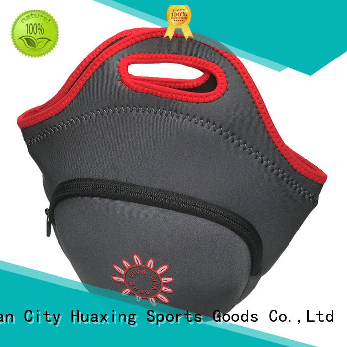 Huaxing durable neoprene laptop bag from china for children