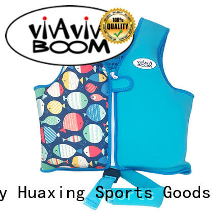Huaxing high-reputation toddler swim vest grab now for swimming
