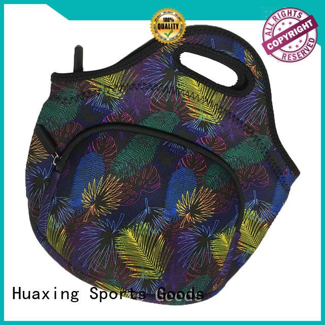 Huaxing fashion design neoprene tote bag producer for children