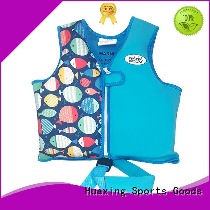 baby swimming life vest frontzip vendor for swimming
