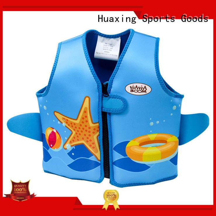 Huaxing kids swimming life vest vendor for swimming