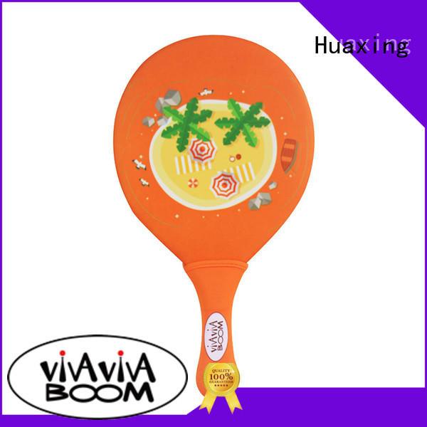 Huaxing good looking best beach tennis rackets for children