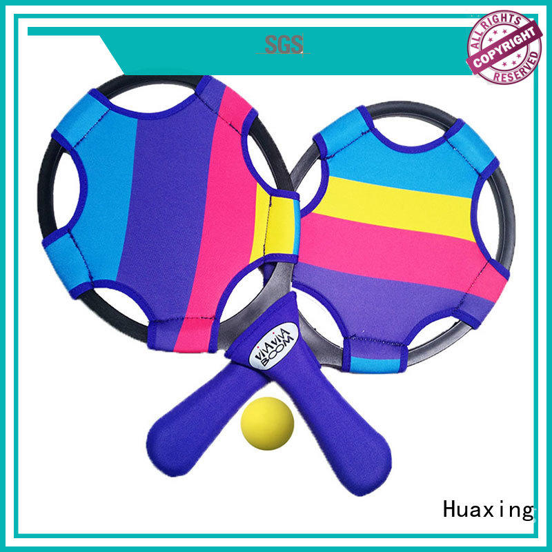 Huaxing design beach toys for beach game