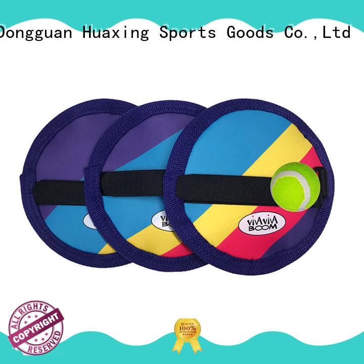 fashion design neoprene catch ball manufacturer for children Huaxing