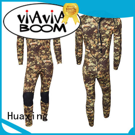 Huaxing colorful womens wetsuits from china for lake activities