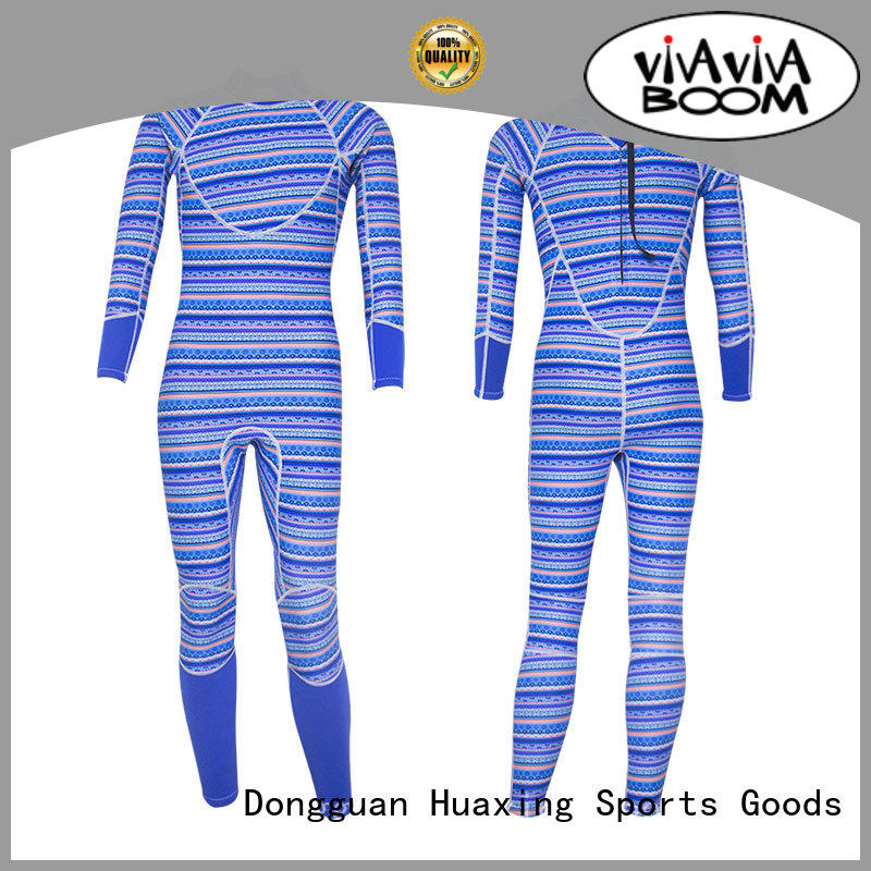 Huaxing womens wetsuits manufacturer for paddle sports