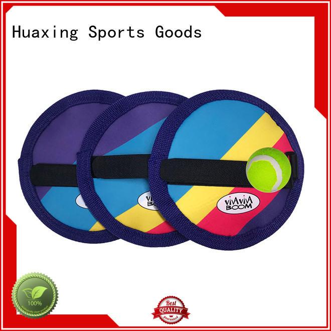 Huaxing mini best beach tennis rackets bulk production for beach game