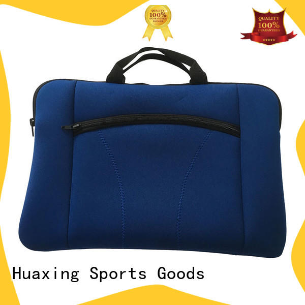 Huaxing road wholesale neoprene bags manufacturer for women