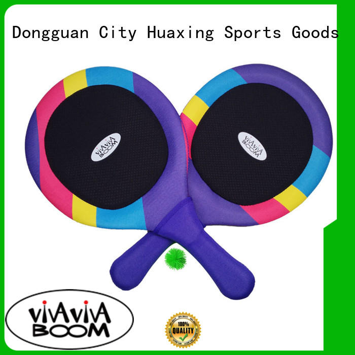 Huaxing colorful beach paddle wholesale for sea