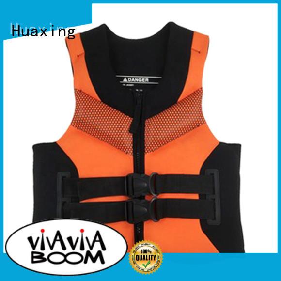 Huaxing childrens toddler swim vest bulk production for swimming