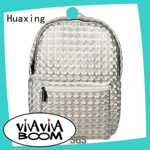 Huaxing mat neoprene tote bag producer for children