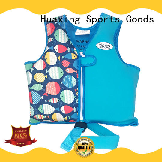 Huaxing resonable price baby swim vest grab now for swimming