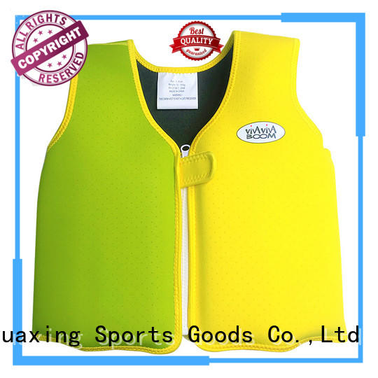 Huaxing high-quality baby swimming life vest grab now for swimming