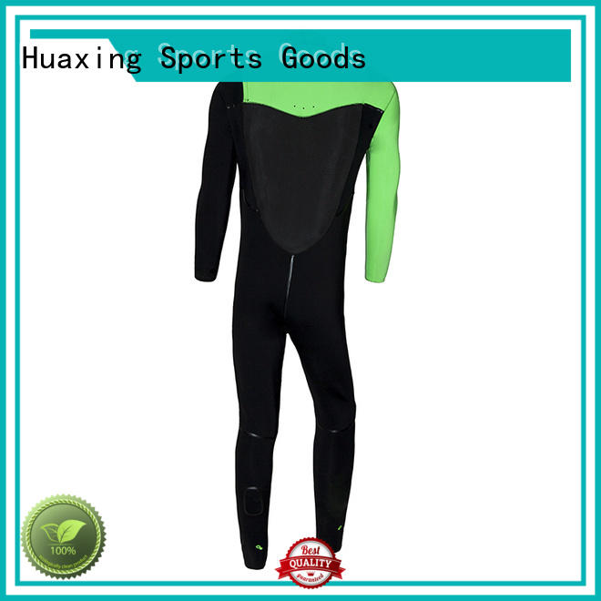 Huaxing pattern wetsuit from china for diving