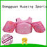 Huaxing silkscreen swim vest from manufacturer for swimming