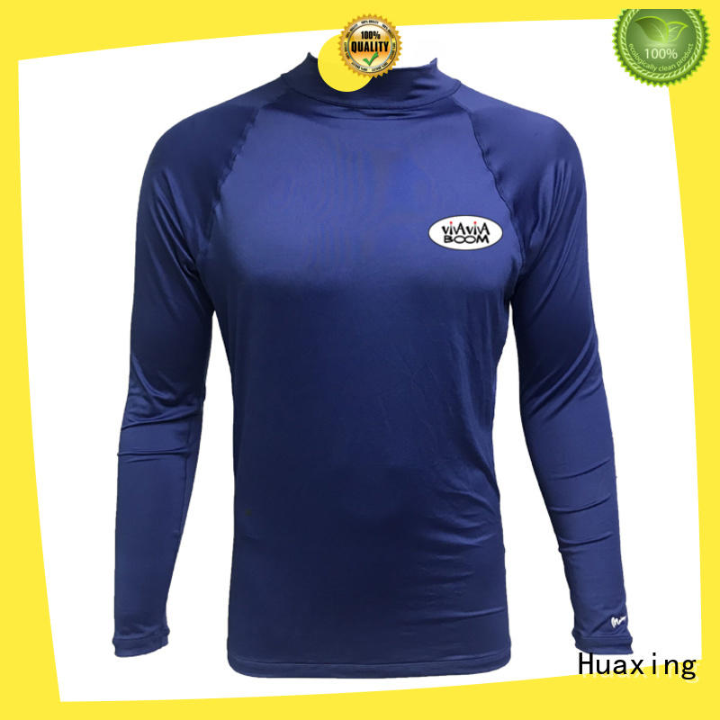 boys rash guard sports for stand up paddle surfing Huaxing