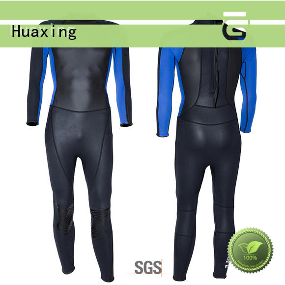 Huaxing high-quality shorty wetsuit for diving