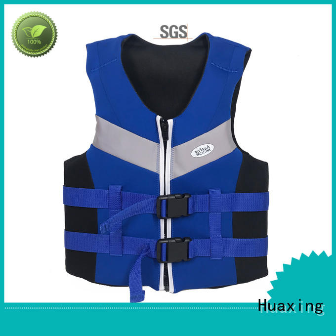 High quality and durable life jacket neoprene swim vest for adult