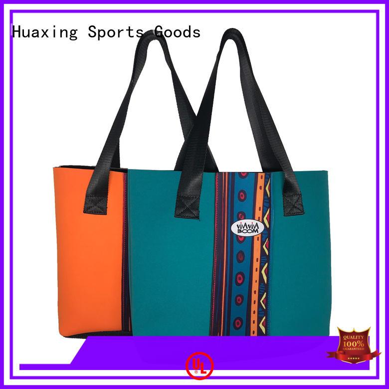 Fashion popular neoprene beach handbag women tote bag 2019 summer 100-499 Pieces $6.60 500-1999 Pieces $4.20>=2000 Pieces