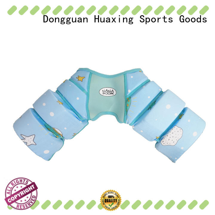Huaxing soft swim vest factory price for swimming
