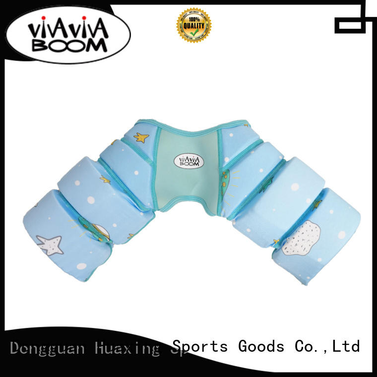 Huaxing toddler life jacket swimsuit aid for swimming