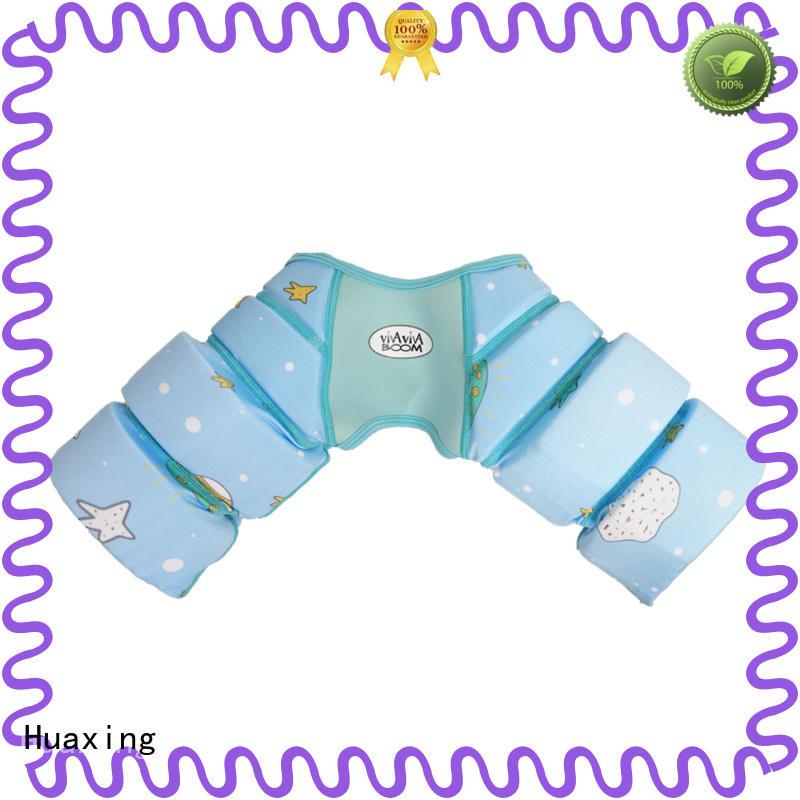 boys swim vest print for swimming Huaxing