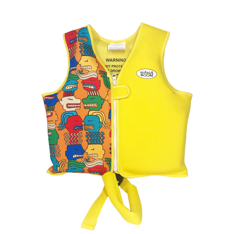 Professional Kids Swim Vest, Children's Swim Jacket, Swimming Training Buoyancy Aid