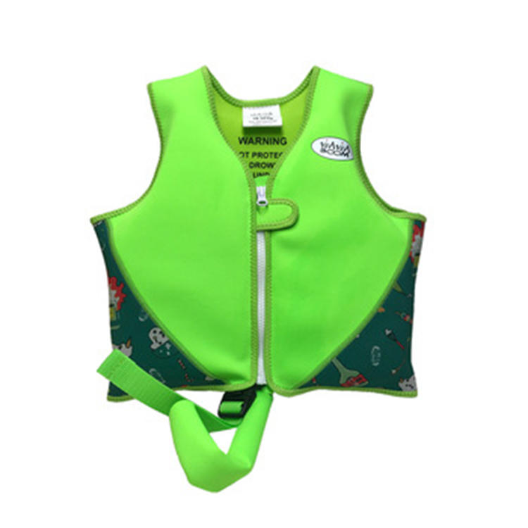 Kids Swim Vest, Children's Swim Jacket, Swimming Training Buoyancy Aid