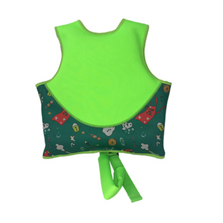 toddler life jacket swimsuit neoprene grab now for kids-2