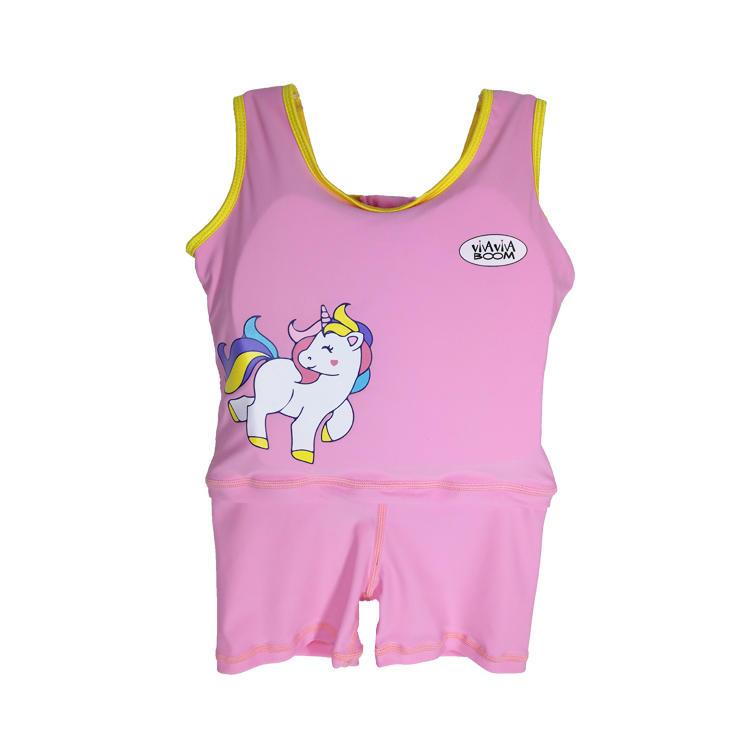 Factory Supply Lycra Floating Baby Swim Trainer Suit Infant Swim Vest